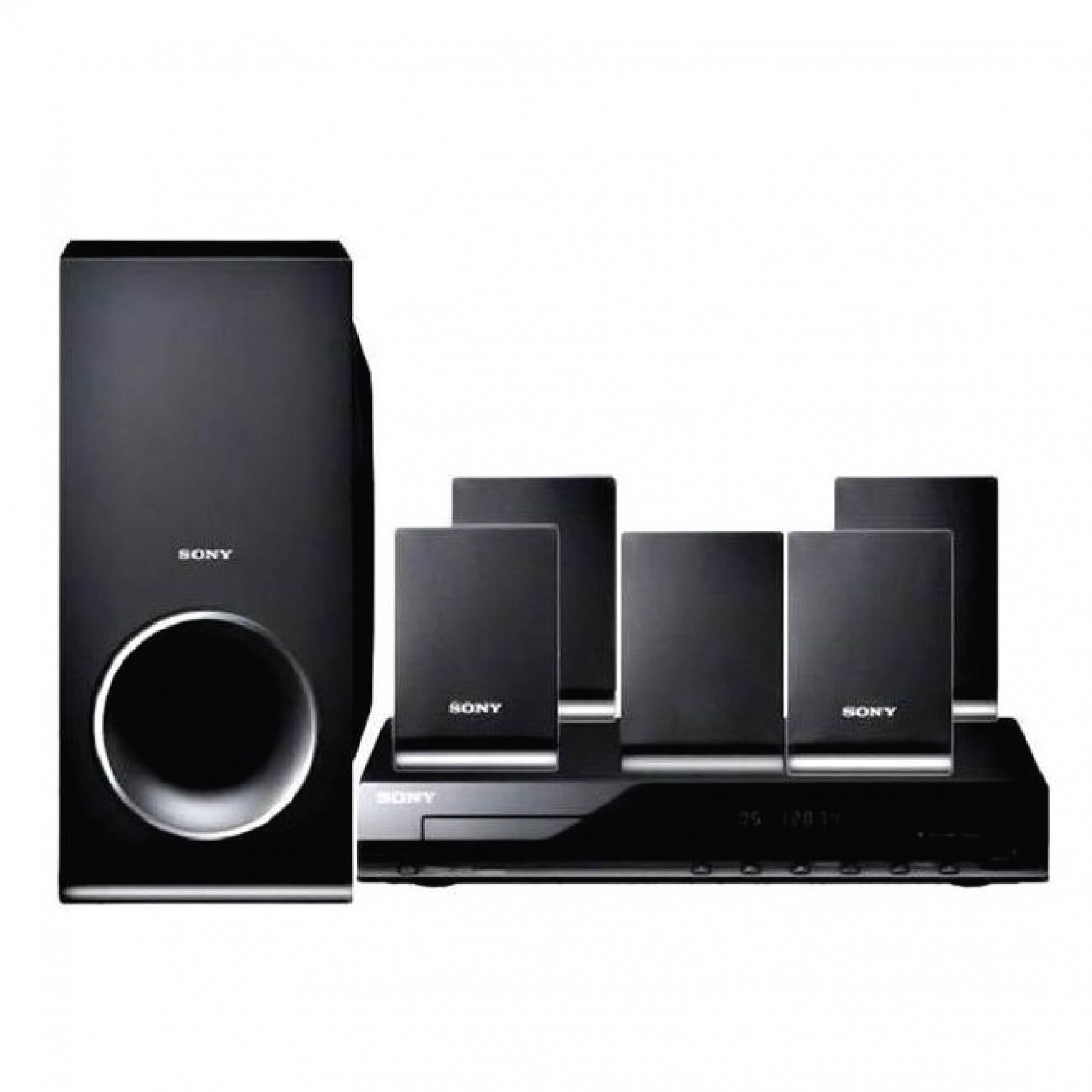 Sony Home Theater 300 W Rms Usb Home Theatres Home Audio Video Tv Audio Electronics Abed Tahan