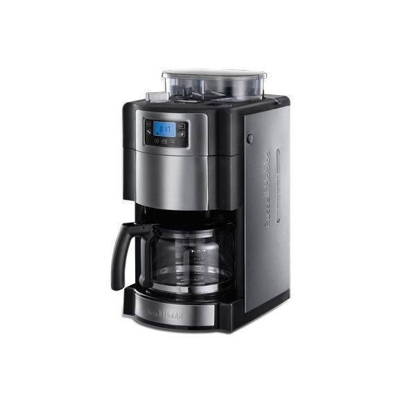 RUSSEL HOBBS GRIND AND BREW COFFEE MAKER 10CUPS 1.5L 1000W