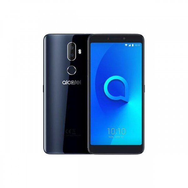 ALCATEL 3V 6'' LCD, 16GB, 2GB RAM,CAM12+2/5MP,BATTERY 3000MA