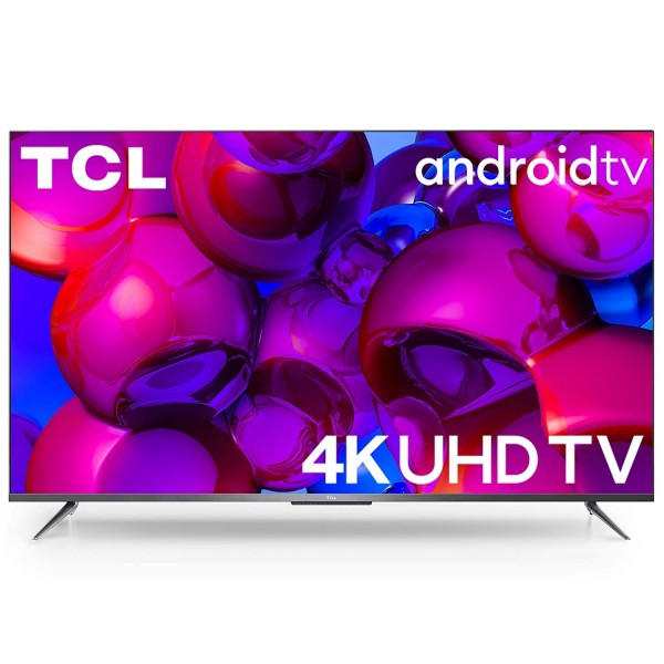 """TCL LED 55"""" 4K CERTIFIED ANDROID TV"""