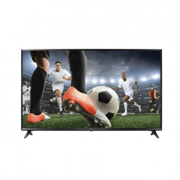 "LG LED 55"" ULTRA HD TV , SMART, ACTIVE HDR, BUILT IN RECEIVE"