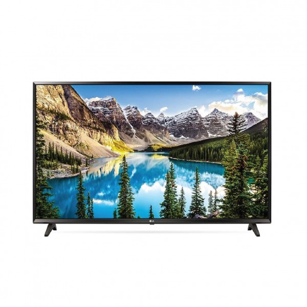 "LED 55"" UHD 4K ACTIVE HDR  SMART THINQ AI TV"