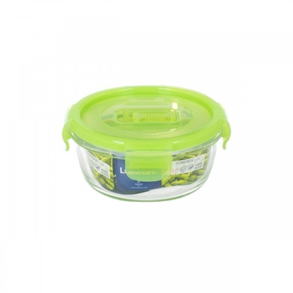 PURE BOX ROUND GREEN 042CL-ACTIVE [N0922]