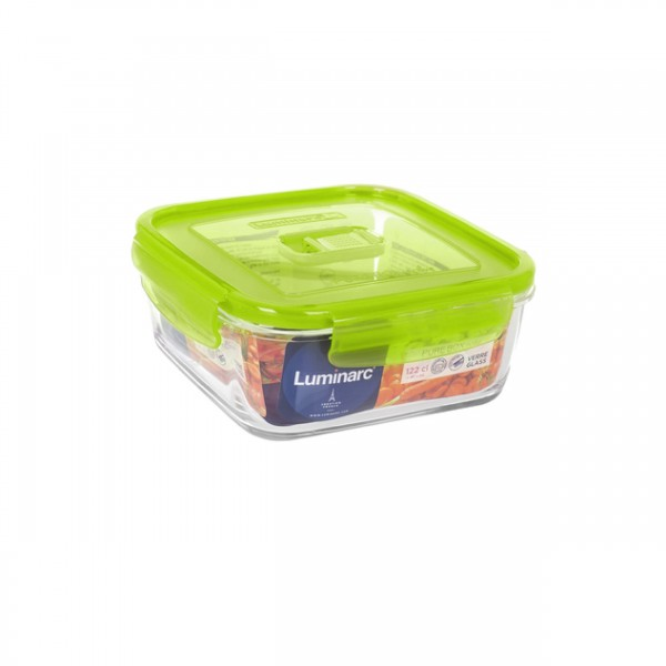 PURE BOX CARRE GREEN 122CL-ACTIVE [N0940]