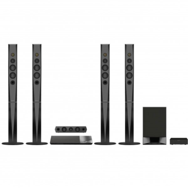 SONY HOME THEATER BLU-RAY 3D 1000W