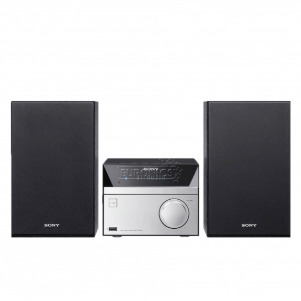 SONY HI-FI SYSTEM WITH CD AND BLUETOOTH®
