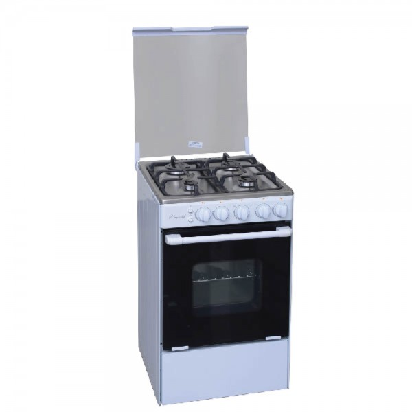 SUPER CHEF COOKER 57 CM 4 GAS BURNERS IGNITION WHITE