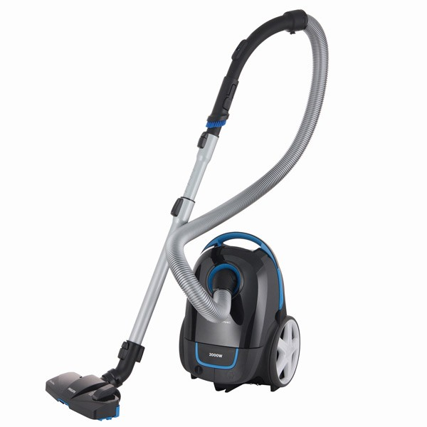 PHILIPS VACUUM CANISTER 2000 W EXTRA CLEAN NOZZLE