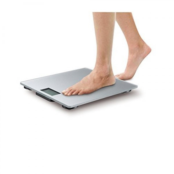 TEFAL BODY SCALE SILVER ( PP1133 )