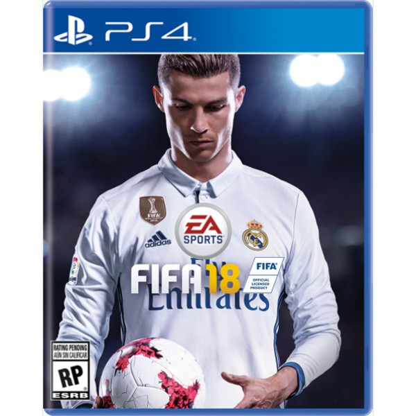 NINTENDO SWITCH GAME FIFA 2018 US