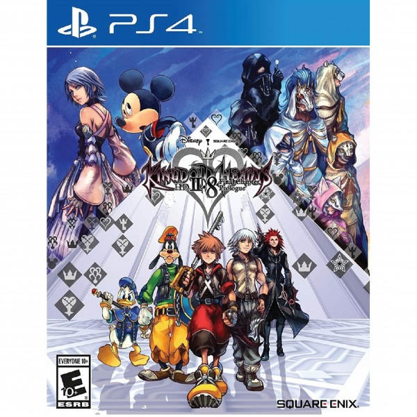 PS4 KINGDOM HEARTS 2.8 LTD EDITION