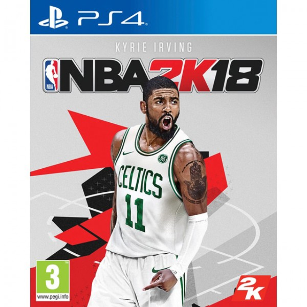 PS4 GAME NBA 2K18 US