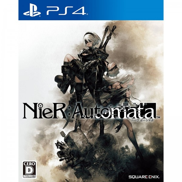 PS4 NIER AUTOMATA DAY ONE LIMITED EDITION
