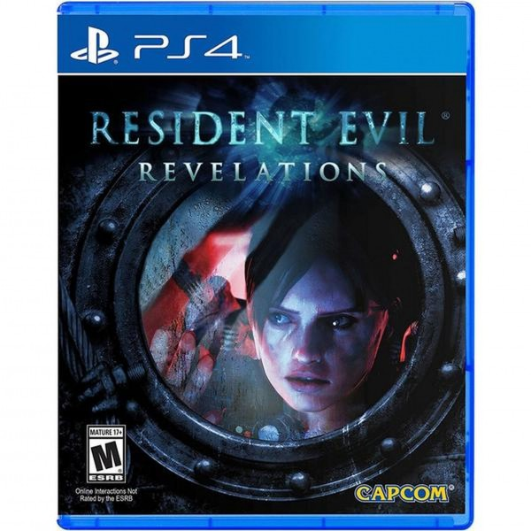 PS4 GAME RESIDENT EVIL REVELATIONS US