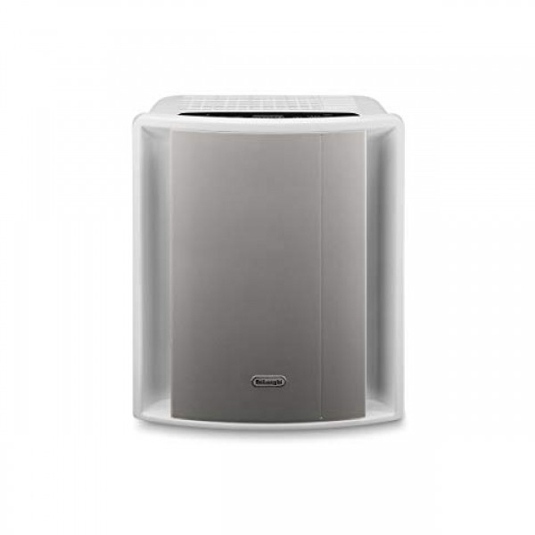 DELONGI AIR PURIFIER 6 LAYER FILTRATION 80 MSQ  COVER