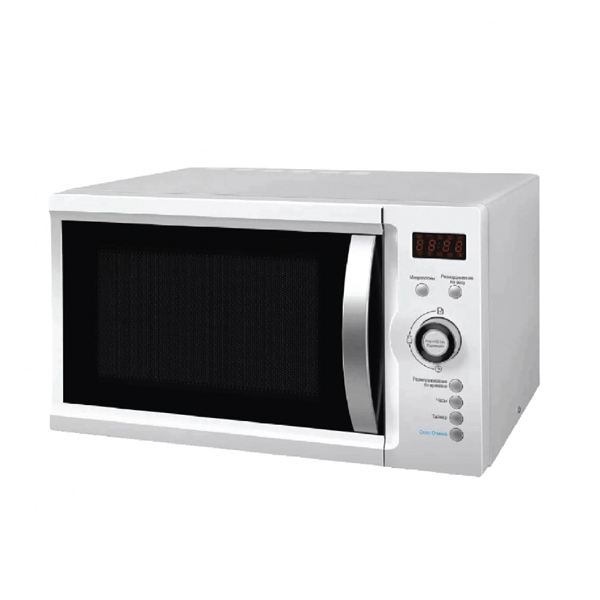 SUPERCHEF-MICROWAVE-23LITERS-800WATTS-NO GRILL -WHITE COLOR