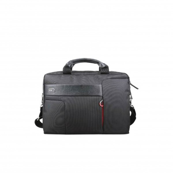 "LENOVO 15.6"" TOPLOAD CARRY CASE BY NAVA - BLACK"