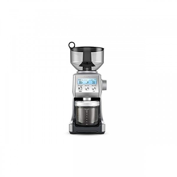 BREVILLE COFFEE GRINDER SMART PRO STAINLESS STEEL
