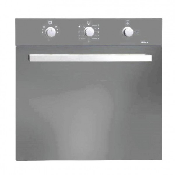 SUPER CHEF OVEN 60CM GAS ELECTRIC INOX