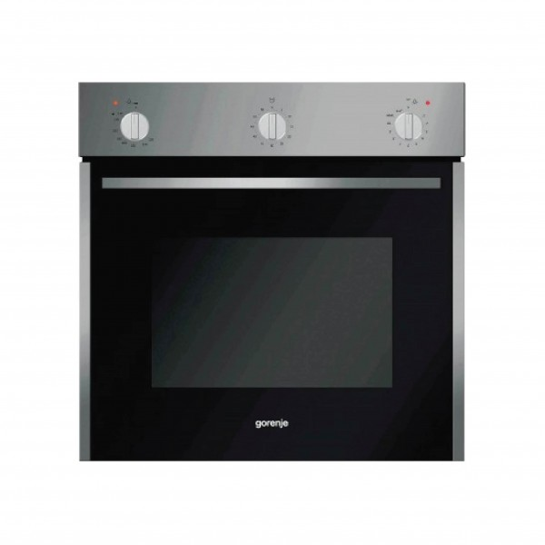 GORENJE OVEN 60CM GAS ELECTRIC STAINLESS STEEL