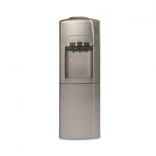 BLUE BERRY WATER DISPENSER SILVER HOT, NORMAL &COLD WITH CAB