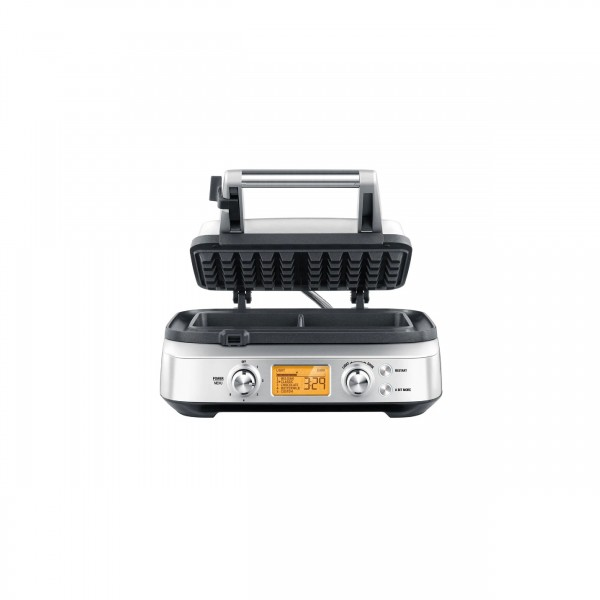 BREVILLE SMART WAFFLE PRO 2 SLICE 1000 W STAINLESS