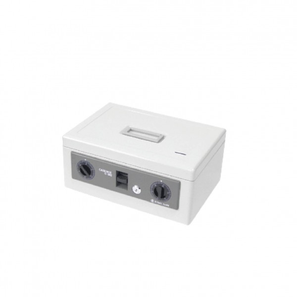 BUMIL CASH BOX WEIGHT 3.8KG H:130 W:320 D: 240