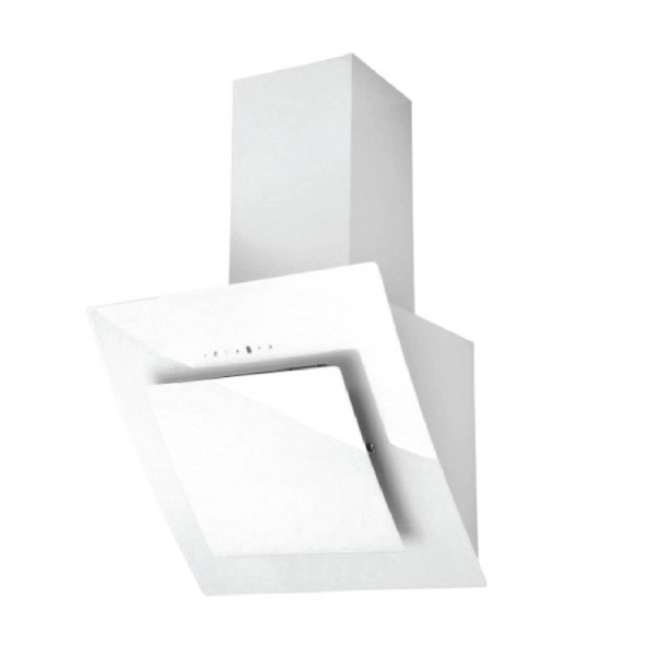 SUPER CHEF WALL MOUNTED HOOD 60CM WHITE