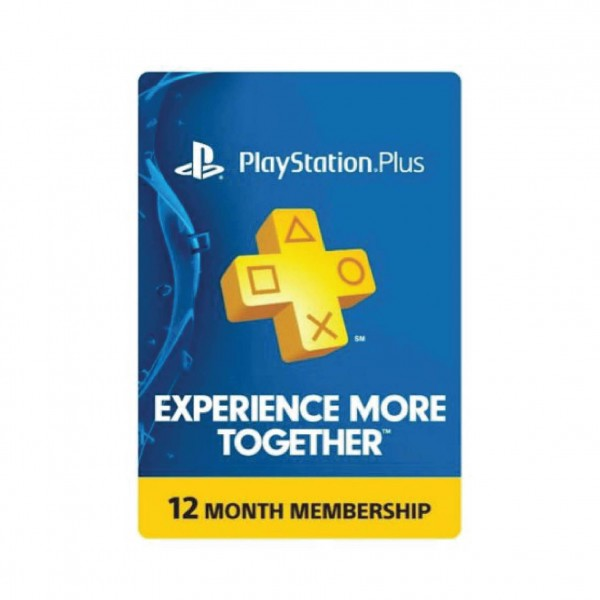 SONY PS PLUS 365