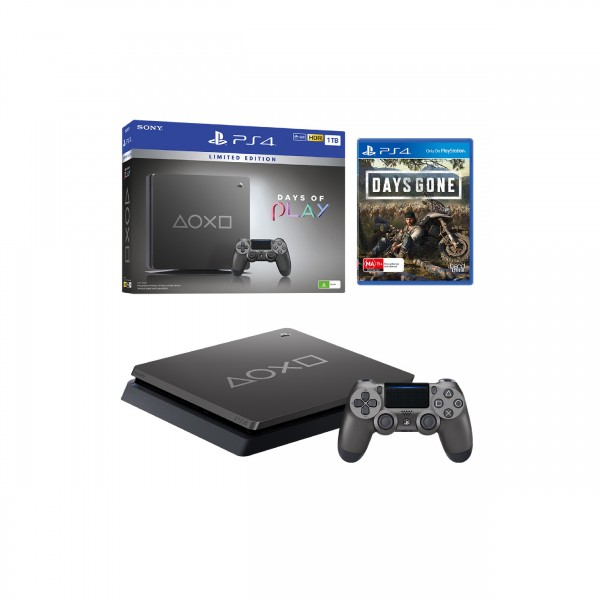 SONY PS4 1TB DAYS OF PLAY SPECIAL EDITION+DAYS GONE