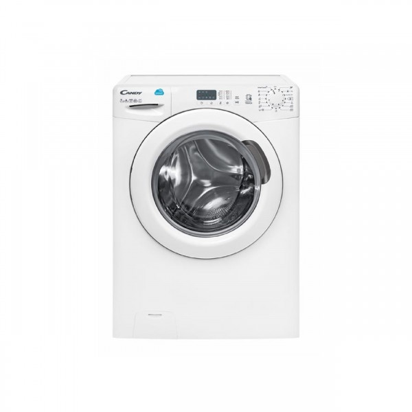 CANDY WASHER FRONT LOAD 7 KG 1000 RPM SMART WIFI  WHITE