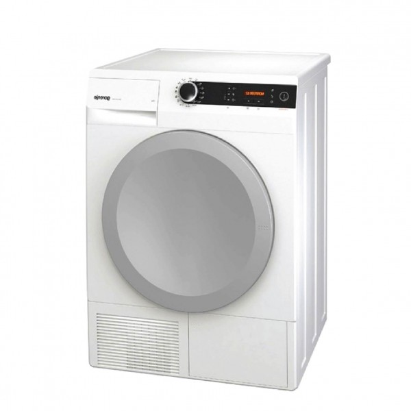 GORENJE DRYER CONDENSER 8KG WHITE
