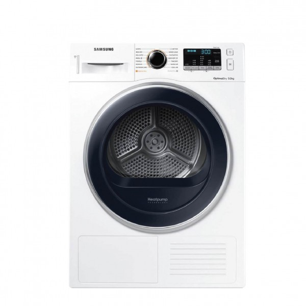 SAMSUNG DRYER CONDENSER HEAT PUMP 9 KG WHITE