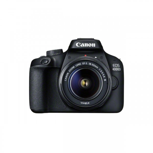 CANON DIGITAL SLR 18-55MM+BAG+MEMORY