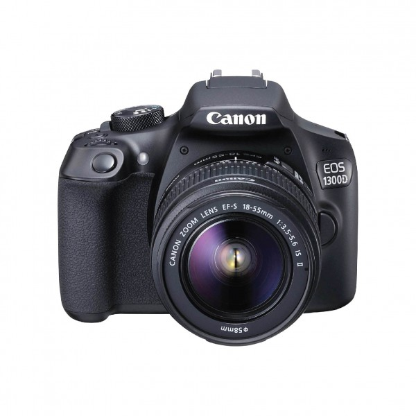 CANON SLR 18-55MM-WIFI + FREE CASE, 16GB SD,TRIPOD