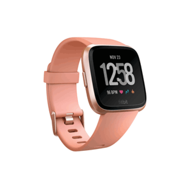 VersaFitness Watch All-Day Heart Rate Tracking Connected GPS