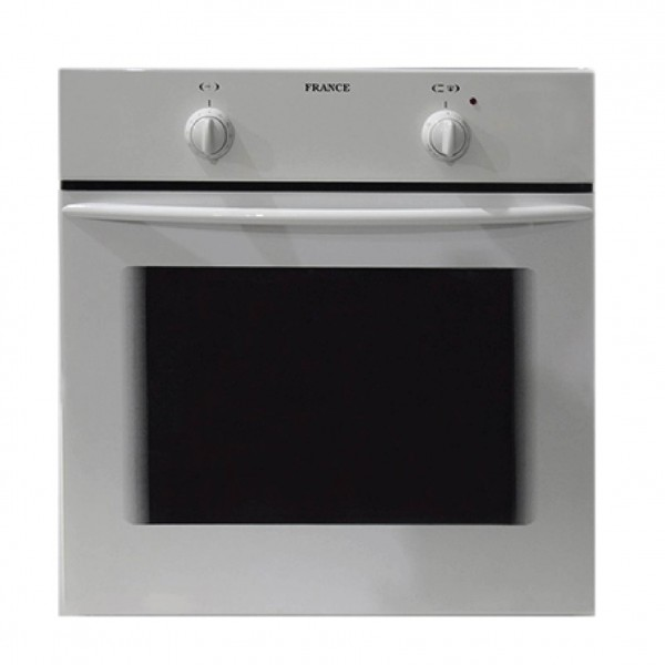 FRANCE OVEN 60 CM GAS GAS WHITE