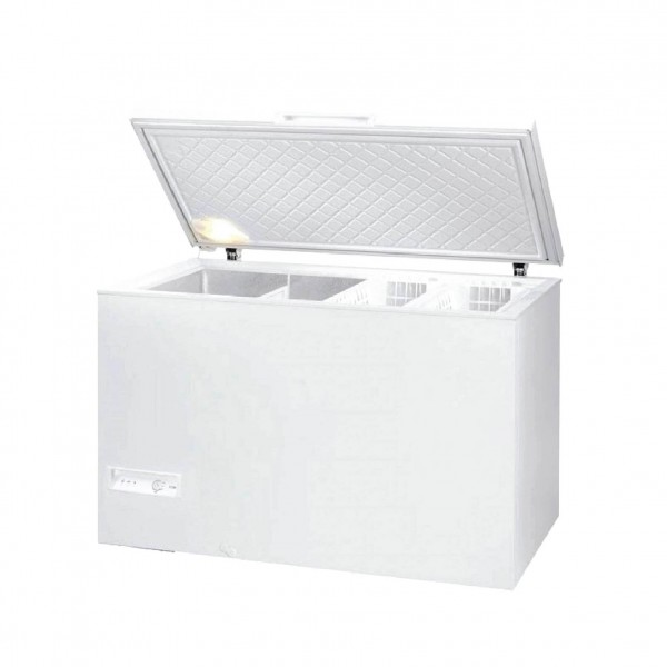 GORENJE FREEZER CHEST 400 LITRES WHITE