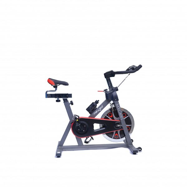 NEW FITNESS LINE SEMI-PRO SPINNING BIKE 140 KG USER WEIGHT
