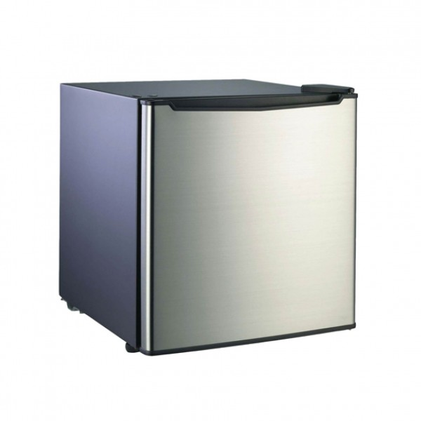 CAMPOMATIC REFRIGERATOR 1 DOOR 2.5CF STAINLESS DEFROST