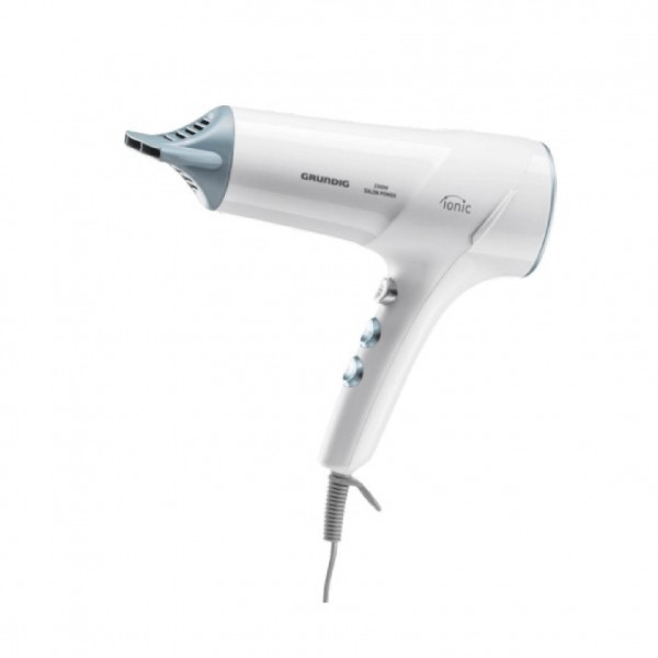 GRUNDIG-HAIR DRYER -2300 WATTS-CERAMIC HEATER-IONIC