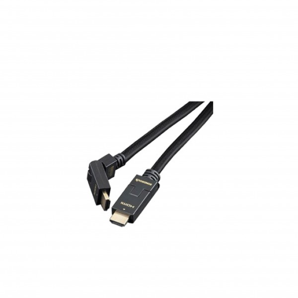 SONOROUS HDMI FLEXIBLE - 2.0 M GOLD PLATE
