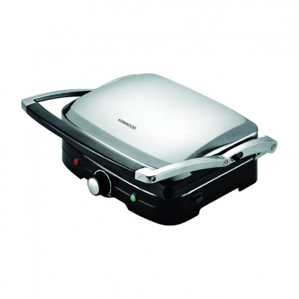 KENWOOD CONTACT GRILLS 1500W STAINLESS STEEL