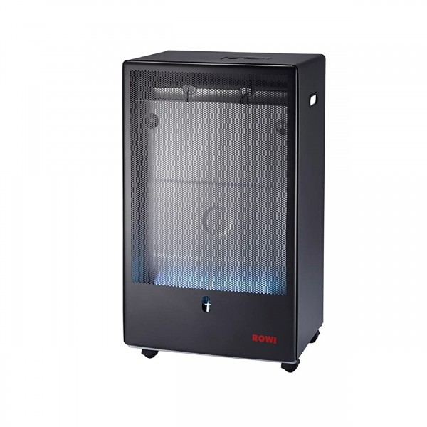ROWI GAS HEATER BLUE FLAME 4200 W