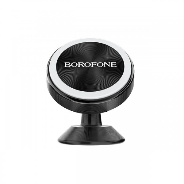BOROFONE PLATINUM METAL MAGNETIC IN-CAR HOLDER FOR DASHBOARD