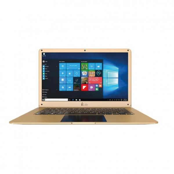 "ILIFE ZEDNOTE II-1.8GHZ - 2GB - 32GB SSD - 13.3"" - GOLD"