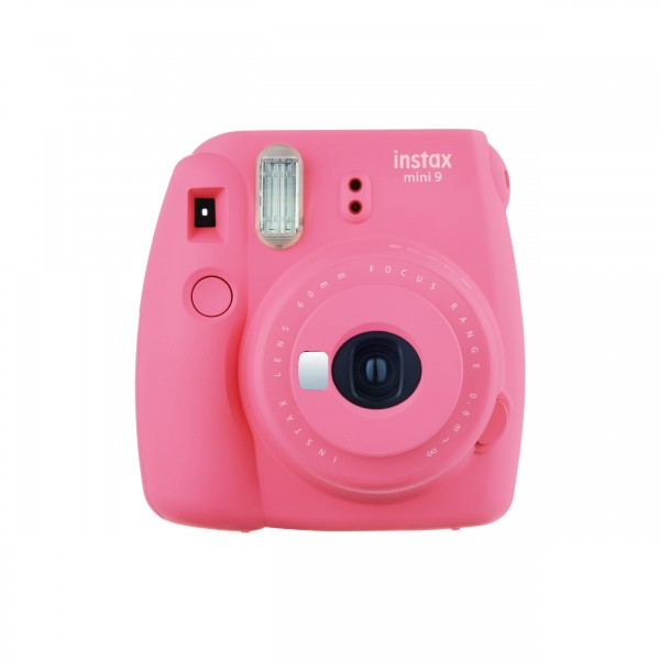 INSTAX MINI 9 CAMERA FLAMINGO PINK INSTANT CAMERA