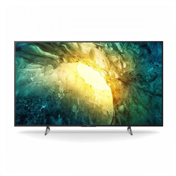 """SONY LED 55"""" 4K ULTRA HD - ANDROID TV"""