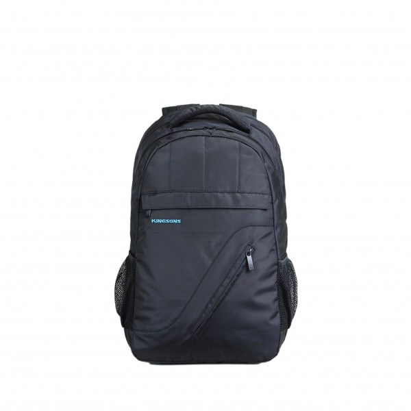 "KINGSONS UNISEX 16.1"" BACKPACK FORCASUAL BACKPACK LAPTOPBL"