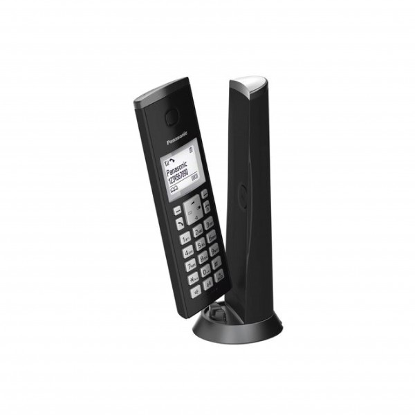 PANASONIC UPRIGHT CORDLESS PHONE WITH CALLER ID